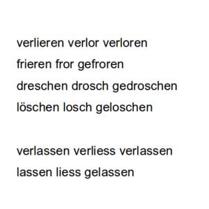 deutsche-verben