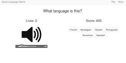 language-game